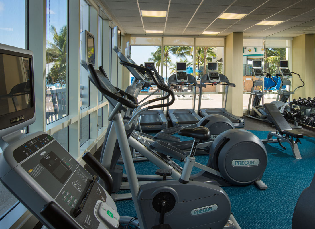 florida marriot beach camp hotel Fitness